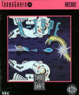 jaquette PC Engine CD ROM R Type