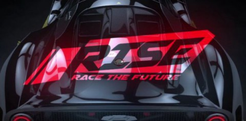 jaquette PlayStation 4 RISE Race Of The Future