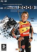 jaquette PC RTL Biathlon 2009