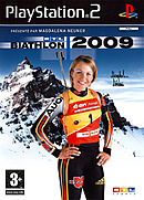 jaquette PlayStation 2 RTL Biathlon 2009