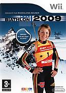 jaquette Wii RTL Biathlon 2009