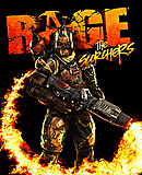 jaquette PlayStation 3 Rage The Scorchers