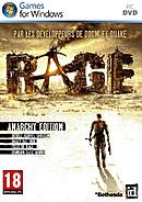 jaquette PC Rage