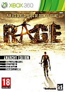 jaquette Xbox 360 Rage