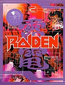 jaquette PC Raiden