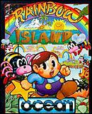 jaquette Commodore 64 Rainbow Islands
