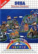 jaquette Master System Rainbow Islands