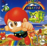 jaquette PC Engine CD ROM Rainbow Islands