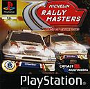jaquette PlayStation 1 Rally Masters