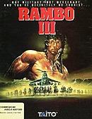 jaquette Amiga Rambo III