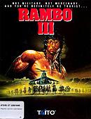 jaquette Atari ST Rambo III