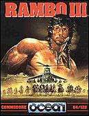 jaquette Commodore 64 Rambo III