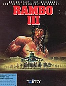 jaquette PC Rambo III