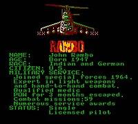 Rambo Nes 78652912