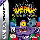 Rampage : Puzzle Attack