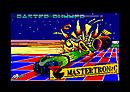 jaquette Amstrad CPC Raster Runner