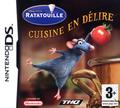 jaquette Nintendo DS Ratatouille Cuisine En Delire
