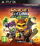 Ratchet & Clank : All 4 One
