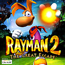 jaquette Dreamcast Rayman 2 The Great Escape