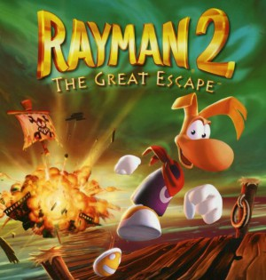 jaquette iOS Rayman 2 The Great Escape
