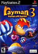 jaquette PlayStation 2 Rayman 3 Hoodlum Havoc