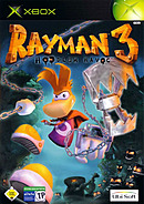 jaquette Xbox Rayman 3 Hoodlum Havoc