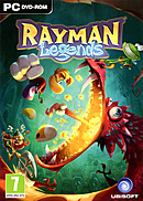jaquette PC Rayman Legends