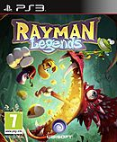 jaquette PlayStation 3 Rayman Legends