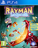 jaquette PlayStation 4 Rayman Legends