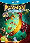 jaquette Wii U Rayman Legends
