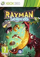 jaquette Xbox 360 Rayman Legends