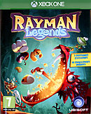 jaquette Xbox One Rayman Legends