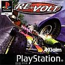 jaquette PlayStation 1 Re Volt