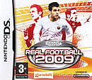 jaquette Nintendo DS Real Football 2009