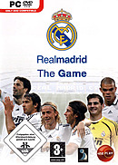 jaquette PC Real Madrid The Game
