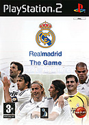 jaquette PlayStation 2 Real Madrid The Game