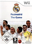 jaquette Wii Real Madrid The Game