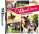 jaquette Nintendo DS Real Stories Mon Haras Une Vie Avec Les Chevaux