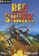 jaquette PC Red Shark