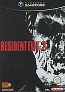 jaquette Gamecube Resident Evil 2