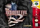 jaquette Nintendo 64 Resident Evil 2