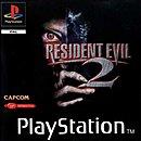 jaquette PlayStation 1 Resident Evil 2