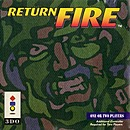 jaquette 3DO Return Fire