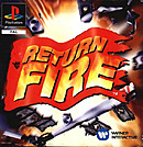 jaquette PlayStation 1 Return Fire