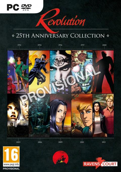 Revolution : Collection 25ème Anniversaire