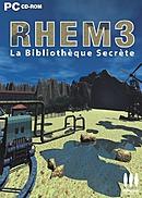 Rhem 3 : La Bibliothèque Secrète