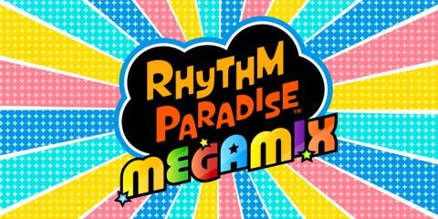 jaquette Nintendo 3DS Rhythm Paradise Megamix