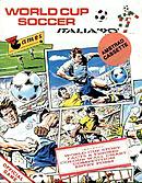 jaquette Amstrad CPC Rick Davis s World Trophy Soccer