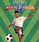 jaquette Atari ST Rick Davis s World Trophy Soccer