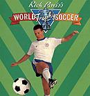 jaquette Commodore 64 Rick Davis s World Trophy Soccer